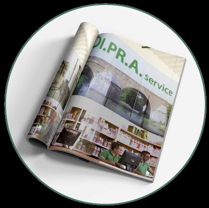 magazine dipra service
